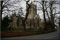 TA0432 : St Mary's Church, Cottingham by Ian S