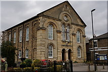 TA0432 : Methodist Church on Hallgate, Cottingham by Ian S