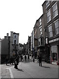 NZ2742 : Saddler Street, Durham by JThomas