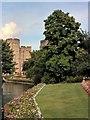 TR1458 : Canterbury, Westgate Gardens by David Dixon