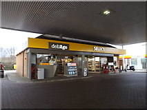 TL2570 : Select Service Station by Adrian Cable