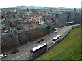 NT2573 : Johnston Terrace, Edinburgh by Malc McDonald