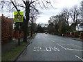 SD6809 : Stapleton Avenue (A58) by JThomas