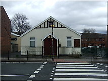 SD6311 : Horwich National Spiritualist Church by JThomas