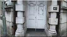 SY6778 : Former Post Office building, St Thomas St, Weymouth by Becky Williamson