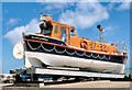 TR3751 : Walmer Lifeboat by David Dixon