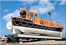 TR3751 : Walmer Lifeboat by David Dixon