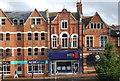 TQ5946 : Masonic Buildings by N Chadwick