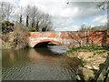 TM3051 : One of two bridges at Ufford Bridge by Adrian S Pye