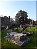 TQ3632 : St Margaret, West Hoathly: churchyard (X) by Basher Eyre