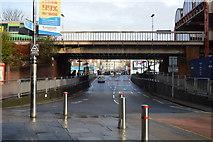 SU6400 : Railway Bridge, Isambard Kingdom Brunel Rd by N Chadwick