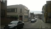 TQ3265 : Sunderland House, Laud Street, Croydon by Christopher Hilton