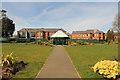 TF0443 : Greylees park & Rauceby Hospital by Richard Croft