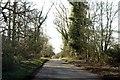 SP6430 : The road through Barton Hartshorn by Steve Daniels