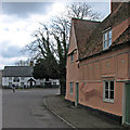 TL4762 : Milton: Queen Anne's Lodge and The Jolly Brewers by John Sutton