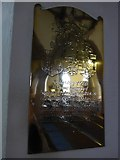 NY2623 : Keswick St John: memorial (11) by Basher Eyre