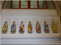 NY2623 : Inside St John Keswick (7) by Basher Eyre