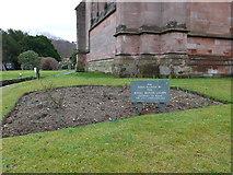 NY2623 : Keswick St John: churchyard (1) by Basher Eyre