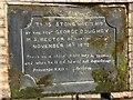 SJ7949 : Halmer End: Sir Thomas Boughey High School (detail) by Jonathan Hutchins