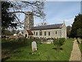 TG1902 : St.Mary's Church, Swardeston by Adrian Cable
