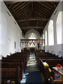 TG1902 : Inside St.Mary's Church by Adrian Cable