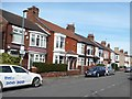 NZ5019 : Houses on the north side, Egmont Road, Middlesbrough by Christine Johnstone