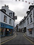 NY2623 : Looking south-east in St John's Street by Basher Eyre
