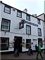 NY2623 : Kings Arms Hotel, Main Street by Basher Eyre