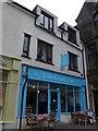 NY2623 : Little Chamonix Café, Lake Road by Basher Eyre