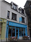 NY2623 : Little Chamonix Café, Lake Road by Basher Eyre