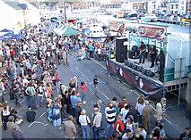 SY6778 : Quayside festival by Neil Owen