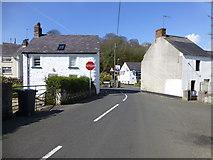 J3996 : Houses along Ballywillin Road, Gleno by Kenneth  Allen