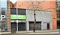 J3373 : Nos 26&28 Linenhall Street, Belfast (April 2015) by Albert Bridge