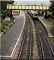SP0229 : Class 117 DMU at Winchcombe railway station by Jaggery