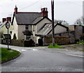 SS9669 : Start of the 30 zone in Llantwit Major by Jaggery