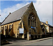 SP0228 : Encounter Church, Winchcombe by Jaggery