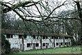 SJ5882 : Daresbury Hall, Warrington - derelict estate housing by Matt Harrop