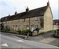 SP0228 : Tythe Terrace, Winchcombe by Jaggery