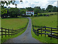 SO8282 : Overhill Farm near Kingsford by Mat Fascione