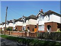 SU3815 : Houses, Romsey Road by Alex McGregor