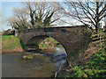 SJ6771 : Shipbrook Bridge by Stephen Burton