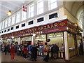 NZ2464 : Marks & Spencer's Original Penny Bazaar, Grainger Market by Mike Quinn
