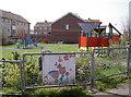SY6778 : Chapelhay Play Area by Neil Owen
