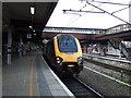 SE5951 : Platform 9, York Railway Station by JThomas