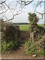 SS8278 : Stone stile on Zig-zag Lane by eswales