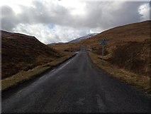 NM6231 : A849 in Glen More by Steven Brown
