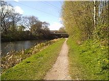 SO9695 : Bull Lane Bridge by Gordon Griffiths