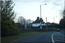 TQ1932 : Entering Horsham by N Chadwick
