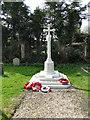 TF6415 : North Runcton War Memorial by Adrian S Pye
