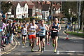 SK3284 : Sheffield Half Marathon 2015 by Graham Hogg